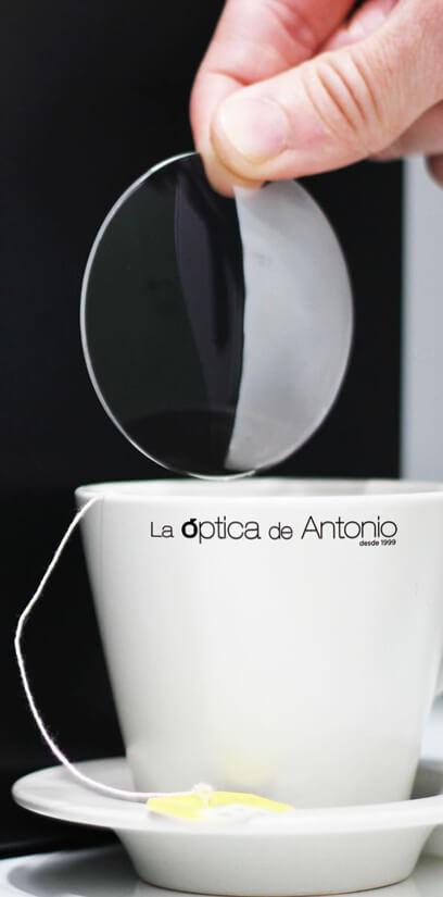 Oftálmica Alcázar de San Juan en La Óptica de Antonio